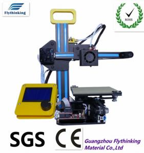 China Mini 3d Printing Machines Desktop 3d Printer Dropshipping Easy To Used on sale