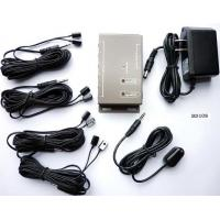 Remote Control IR Repeater/ IR Extender with 1 Receiver & 8 Emitters ( for 8 AV Devices ) and DC12V