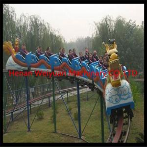 China Attraction !!!Outdoor sliding dragon rides amusement park equipment on sale