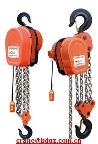 China High Quality DHS electric endless  chain hoist for sale on sale
