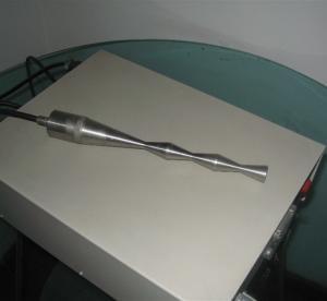 China Vibration Ultrasonic Tubular Transducer For Biochemistry / Pharmaceutical Industry on sale
