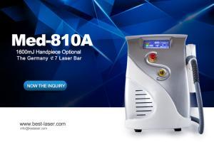 China Beauty Salon Q-Switched ND YAG Laser Eyeliner Washing Tattoo Remoal Machine on sale
