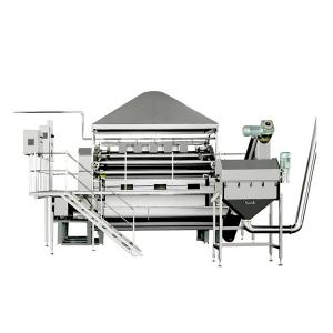 China High Production Cereal Processing Equipment Good Management Operating Smoothly on sale