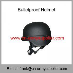 China Wholesale Cheap China Police NIJ IIIA Army Bulletproof Helmet Equipment on sale