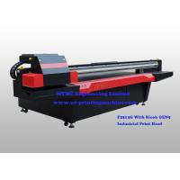 Ricoh GEN5 Print Head digital uv flatbed printer For Building & Decoration