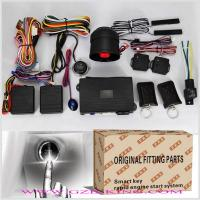 China Smart Key Rapid Engine Start System  on sale