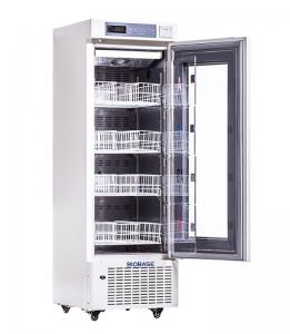 China High Quality Medical and Lab Equipment Single Door Blood Bank Refrigerator on sale