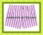 El bebé Shorts+Chinese tejido muchacha del TR pone en cortocircuito la fabricación de los pantalones cortos de supplier+Chinese