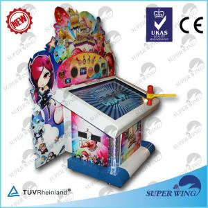 "China 42""LCD newest touch king redemption video game machine on sale"