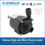 Topsflo electric Instant Water Heater Pump/ Brushless DC Shower Pump