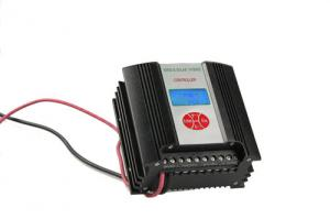 China Reliability Black Color 400W 12V Wind and Solar Hybrid Street Light Controller for Street on sale