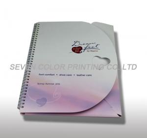 China Fashion Trade show Printed Catalogue Magazine Digital Printing on sale