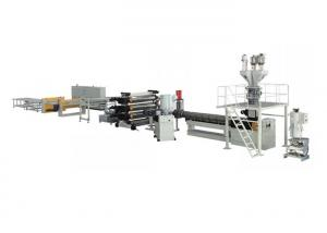 China Refrigerator Multi Layer ABS HIPS Sheet Extrusion Lines on sale