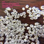 Diamant brut synthétique blanc de HPHT pour faire des bijoux