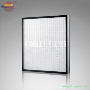 China Air conditioning hepa filter on sale