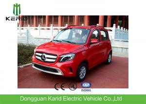 China Long Range 4 Seater Electric Powered Vehicles Battery Powered Cars For Adults on sale