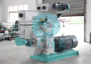 China Energy Saving Biomass Pellet Machine / Grass Pellet Fuel Maker CE Approved on sale