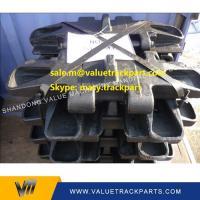 China OEM Quality Track Shoe Track Pad Track Plate For Hitachi KH125 KH125-2 kh125-3 Cranes on sale