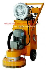 China Concrete Vacuuming Grinding Machine with CE from Factory of Construction Machine on sale