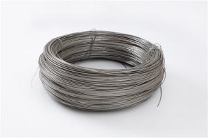 China Peeling Surface Brushing 2.7mm Stainless Spring Steel Wire on sale