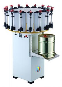 Plastic canister manual paint tinting machine for sale for Paint tinting machine