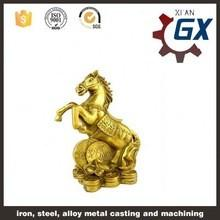 China Famous Cleaning Figurative Bronze Sculpture on sale