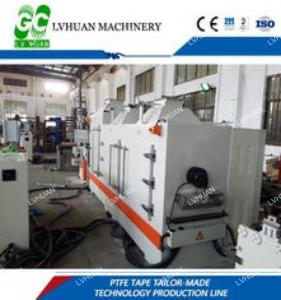 China PTFE Membrane Filter Plastic Extrusion Machine Optimized Design Easy Operation on sale