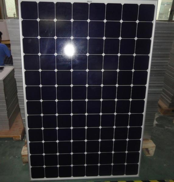 Advanced 300 Watt High Efficiency Best Solar Panels For Home