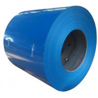 China Durable Outside Used Color Coated Steel Sheet In Coil with Hot Dipped Galvanization on sale
