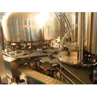 Electric 110V Can Filling Machine for Tea Juice Bottle Packing Machines