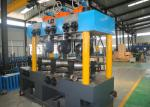 Professional ERW Pipe Mill Line , Stainless Tube Mills BV CE Standard