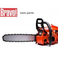 Heavy Duty Lawn And Garden Equipment 61.5cc Petrol / Gasoline Chain Saw