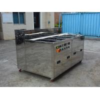 Multi Tank Industrial Ultrasonic Cleaner For Car / Motor / Truck Wash Rinse Dry Ultrasonic Parts Cleaner