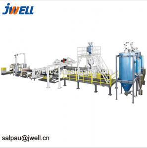 China PC PMMA Pvc Ceiling Making Machine , Pvc Wall Panel Making Machine Optic Sheet on sale