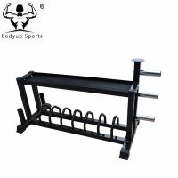 Multi Functional Gym Dumbbell Rack L150*W66*H80cm ISO9001 Certificated