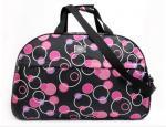 Lady Fashionable Tote Duffel Bag / Gym Duffel Bag 600D1200D1680D Polyester