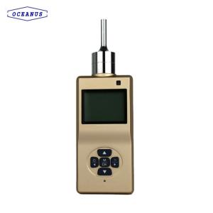 China OC-905 Portable Chlorine Cl2 gas detector with LCD dot matrix display on sale