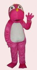 Quality adult dinosaur mascot cartoon costume fancy dress for sale