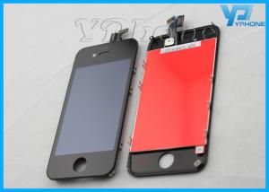 China 3.5 Inch White / Black IPhone LCD Screen Digitizer For IPhone 4S on sale