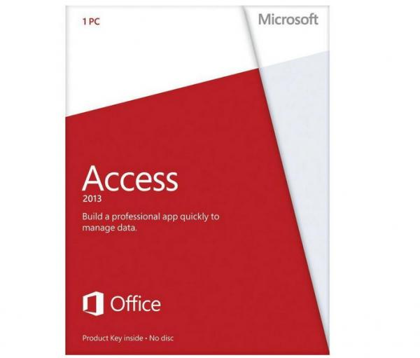 Windows PC Computer Software Microsoft Access 2013 32 / 64