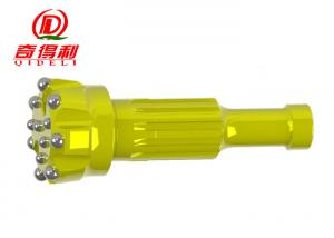 China 4 Inch / 5 Inch DTH Hammer Bit For Open Pit Mining Engineering / Stone Pit / Small Bore Well on sale