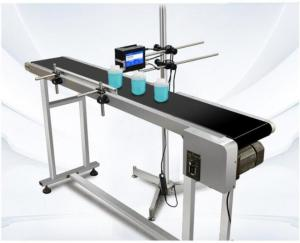 China Fully Automatic Inkjet Printer For Plastic Bottle Production Date Printing on sale