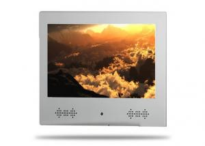 China High Definition 7 Industrial LCD Monitor , TFT LCD Monitor Resistive Touch Screen 350 cd / m2 on sale