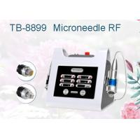 Portable Wrinkle Removal Fractional RF Microneedle Machine for Acne Clearance Face Lifting