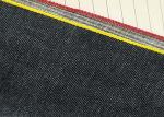 10.9oz 85cm Width Red Yellow Selvedge Denim Fabric For Sale W93918-6