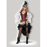 Halloween Women Costumes High Seas Treasure 8003 Wholesale from Manufacturer Directly