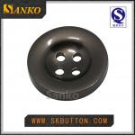 シャツのボタンの工場のための工場販売の習慣4の穴の多色刷りの縫うボタン