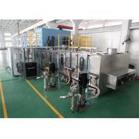 China Machine en verre de joint de courbure d'équipement incurvée par autobus de nettoyage en verre on sale