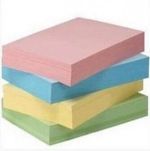 China colored a4 paper 80 gsm supplier