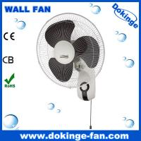 China 100% copper motor wire 16 inch wall oscillating fan (KB40-1604) on sale